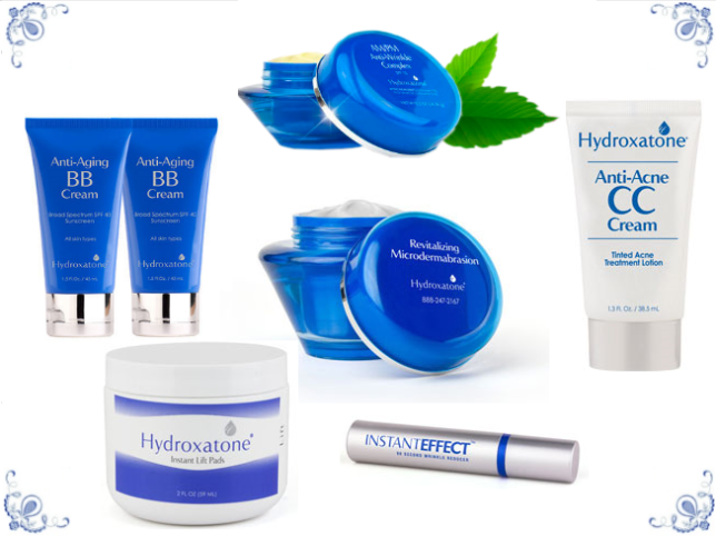 anti aging products hydroxatone